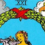 大アルカナ『21.世界』のカードの意味って?