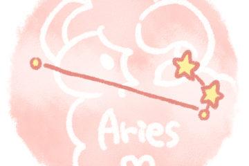 12星座物語①『おひつじ座』は「王子と姫を助けた黄金の羊」!!